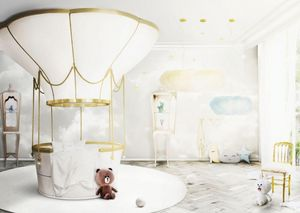 CIRCU - fantasy air balloon - Baby Bed