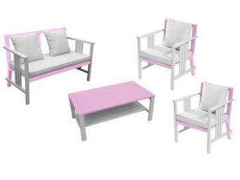 City Green -  - Garden Furniture Set