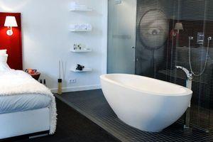 Condor Balnéo - satine - Freestanding Bathtub