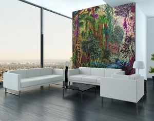 IN CREATION - jungle- - Wallpaper
