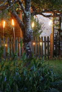 HENRI BURSZTYN - e-den - Led Garden Lamp