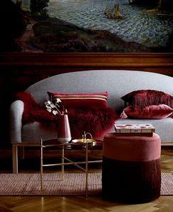 Bloomingville -  - Square Cushion