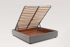 LAMPOLET - lit coffre 1339174 - Storage Bed