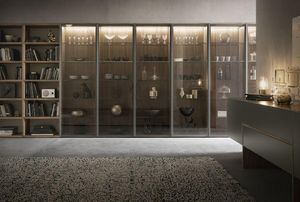 Presotto -  - Central Display Cabinet
