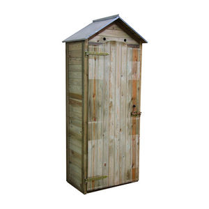 CEMONJARDIN - armoire panama grand modèle - Garden Tools Tidy