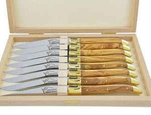 La Coutellerie De Laguiole Honoré Durand - --coffret.. - Table Knife