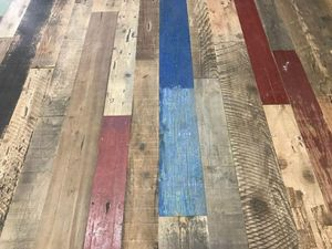 Bca Materiaux Anciens - parquet pin ancien - Solid Parquet