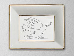 MARC DE LADOUCETTE PARIS - la colombe - Pin Tray
