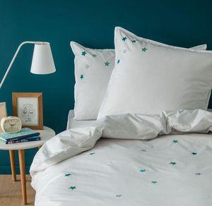 BLANC CERISE - etoiles - Children's Bed Linen Set