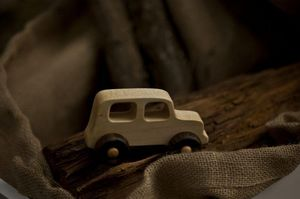LES JOUETS LIBRES -  - Wooden Toy