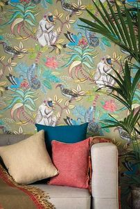 Cole & Son - savuti - Wallpaper