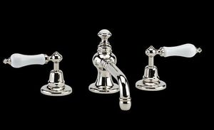 Volevatch - -bistrot- - Three Hole Basin Mixer