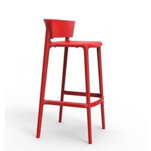 VONDOM - tabouret de bar africa - Bar Chair