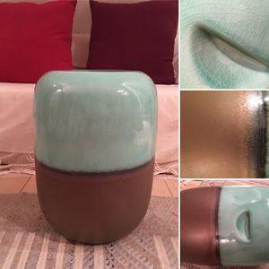 LA VILLA HORTUS - bronze céramique - Stool