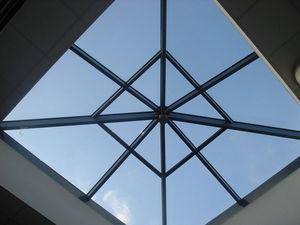 Aluconfort -  - Glass Walls For Interiors