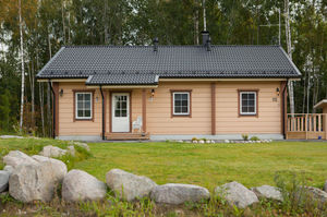 Honka -  - Single Storey House