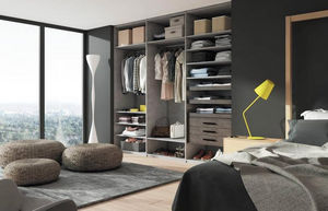 Coulidoor -  - Straight Walk In Closet