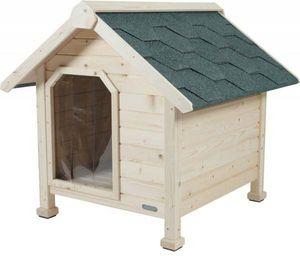 ZOLUX - niche en bois chalet extra large - Kennel