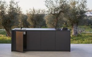 Sachi -  - Outdoor Kitchen
