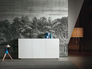 INKIOSTRO BIANCO - jungle - Panoramic Wallpaper