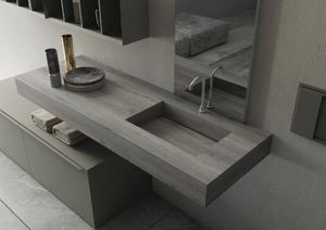 Inda -  - Washbasin Counter