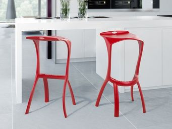 BELIANI - chaise de bar - Bar Stool