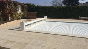 NAO FERMETURES -  - Automatic Pool Cover