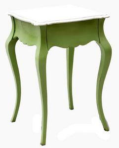 Marie France - lavande - Pedestal Table
