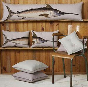 Novabresse - esquisse - Rectangular Cushion