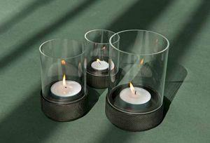 XL Boom - flare - Candle Jar