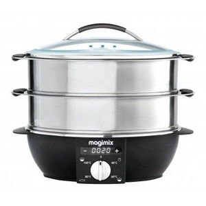 Electrical steam cooker