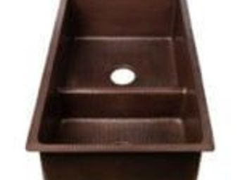 PREMIER COPPER PRODUCTS -  - Double Sink