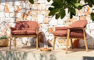 Tribù - nomad - Garden Armchair