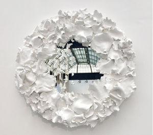 LOUISE FRYDMAN - coeur d'automne - Sculpture
