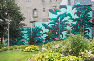JULIEN COLOMBIER -  - Wall Covering