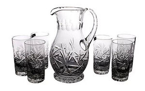 CREATIONS CRISTAL -  - Soft Drink Glass