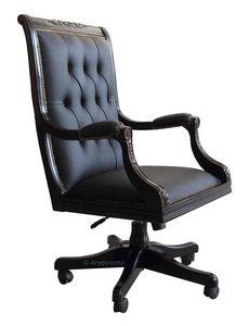LA MAISON PLUS -  - Office Armchair