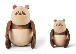 ARCHITECTMADE - panda - Wooden Toy