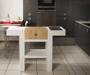 CHABRET - console par mc berger - Butchers' Block