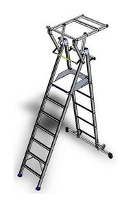 ESCABEAU PIRL - escabeau 1402254 - Step Ladder