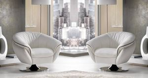 UNIVERS DU CUIR -  - Living Room