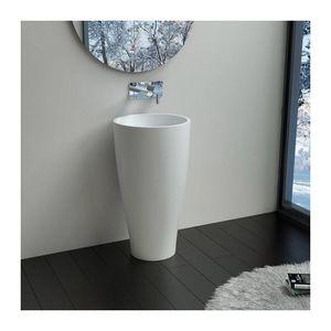 DISTRIBAIN -  - Pedestal Washbasin
