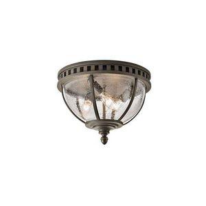 Kichler - plafonnier d'extérieur 1418074 - Outdoor Ceiling Lamp