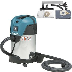 Water and dust vacuum cleaner