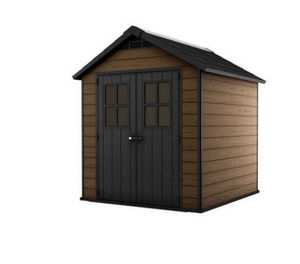 KETER - newton 7511 - Resin Garden Shed