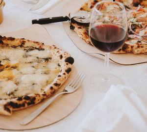 PALMADERA - ameba - Pizza Plate