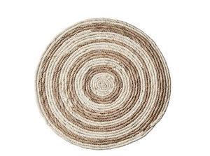 ROTIN ET OSIER - rond circle - Placemat