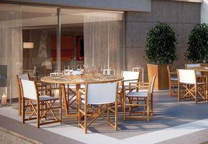 ITALY DREAM DESIGN - sahara - Folding Garden Armchair