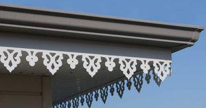 alu gouttieres bisca -  - Decorative Roofline Frieze