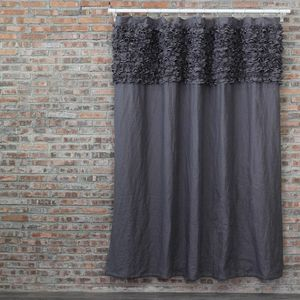 LINENSHED -  - Shower Curtain